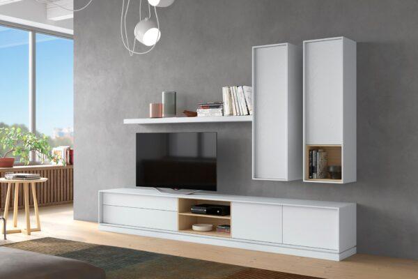 mueble salón composición 10