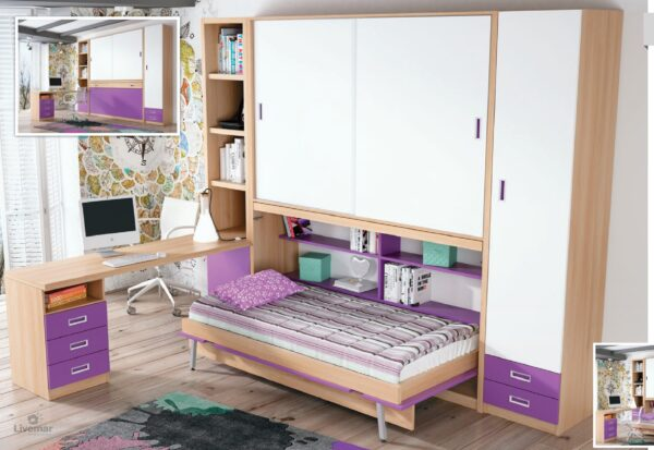 dormitorio juvenil composición-16