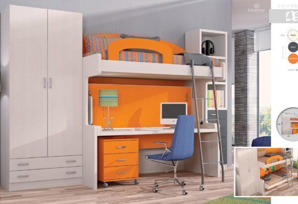 dormitorio juvenil composición-44
