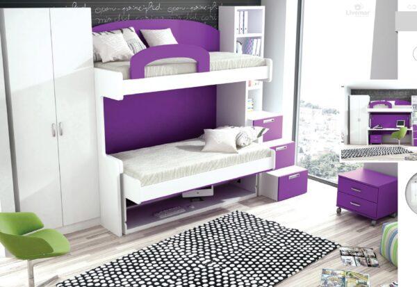 dormitorio juvenil composición-46