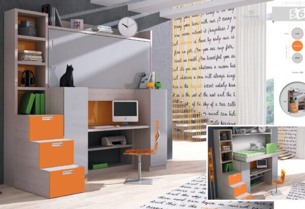 dormitorio juvenil composición-55