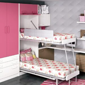 dormitorio juvenil composición-11