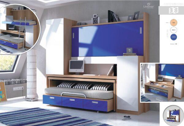dormitorio juvenil composición-37