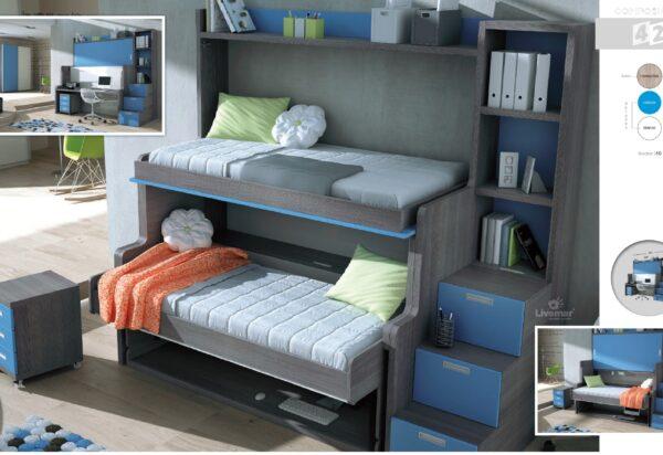 dormitorio juvenil composición-41