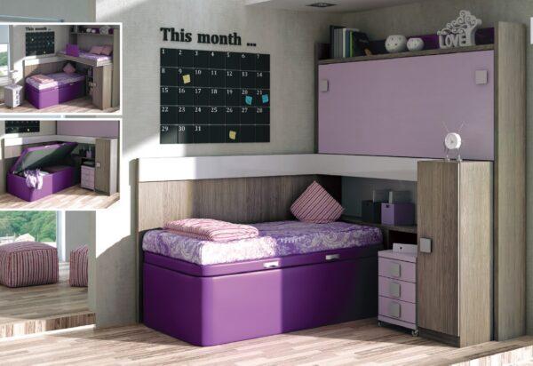 dormitorio juvenil composición-48