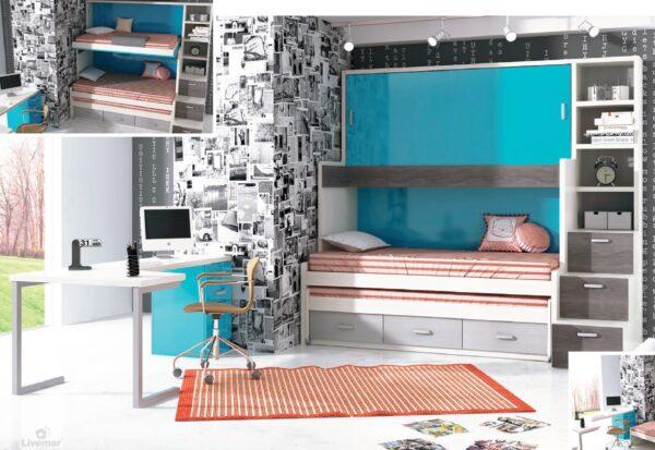 dormitorio juvenil composición-51